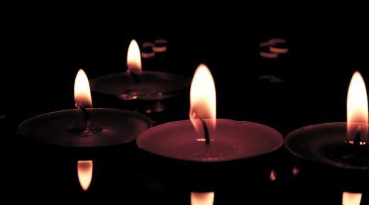 مشروع صناعة الشموع