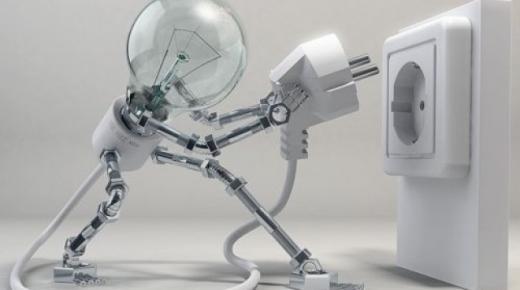 مشروع متجر أدوات كهربائية جملة