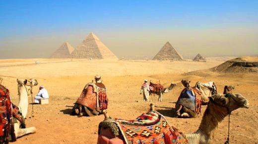 أفضل 7 أماكن لقضاء إجازة نصف العام فى مصر