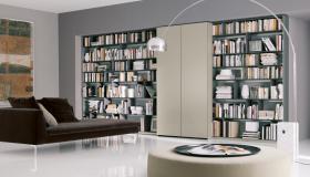 ديكورات مكتبات منزلية 2020 أجمل تصميمات أشكال مكاتب منزلية مودرن