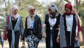 أحدث تصميمات ملابس شتوى 2019 بالصور من تصميم سارة العمرى