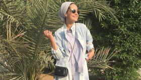 أحدث تصميمات ملابس صيفى للمحجبات 2019 بالصور