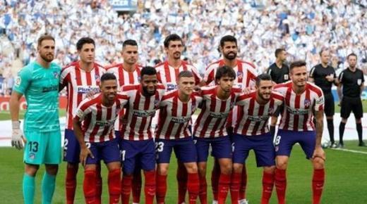 أهداف و ملخص مباراة أتلتيكو مدريد واوساسونا اليوم السبت 14-12-2019 | الدوري الإسباني