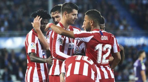 ملخص مباراة أتلتيكو مدريد وغرناطة اليوم السبت 23-11-2019 | الدوري الإسباني