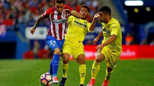 ملخص مباراة أتلتيكو مدريد وفياريال اليوم الجمعة 6-12-2019 | الدوري الإسباني