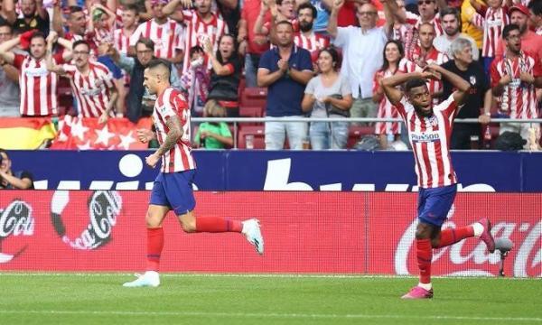 أهداف و ملخص مباراة أتلتيكو مدريد ولوكوموتيف اليوم الأربعاء 11-12-2019 | دوري أبطال أوروبا