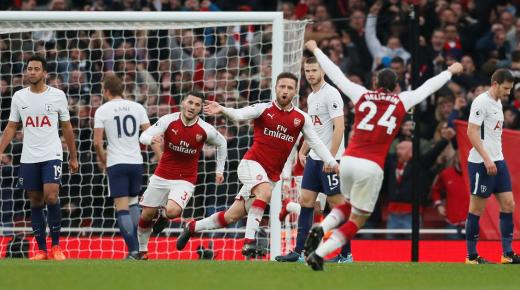 أهداف و ملخص مباراة ارسنال ونوريتش سيتي اليوم الأحد 1-12-2019 | الدوري الإنجليزي