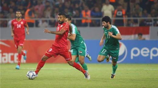 أهداف و ملخص مباراة العراق والبحرين اليوم الخميس 5-12-2019 | كأس الخليج العربي 24