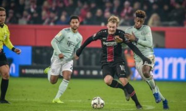 أهداف و ملخص مباراة بايرن ميونخ وباير ليفركوزن اليوم السبت 30-11-2019 | الدوري الألماني