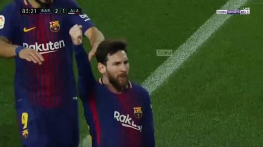 أهداف و ملخص مباراة برشلونة وديبورتيفو ألافيس اليوم السبت 1-12-2019 | الدوري الإسباني