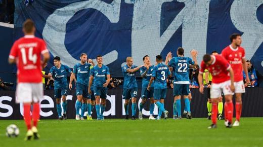 أهداف و ملخص مباراة بنفيكا وزينيت اليوم الثلاثاء 10-12-2019 | دوري أبطال أوروبا