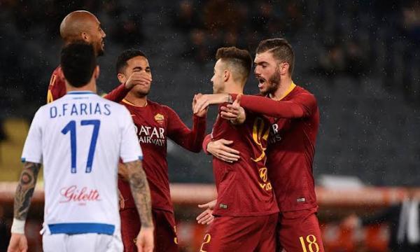 أهداف و ملخص مباراة روما وسبال اليوم الأحد 15-12-2019 | الدوري الإيطالي