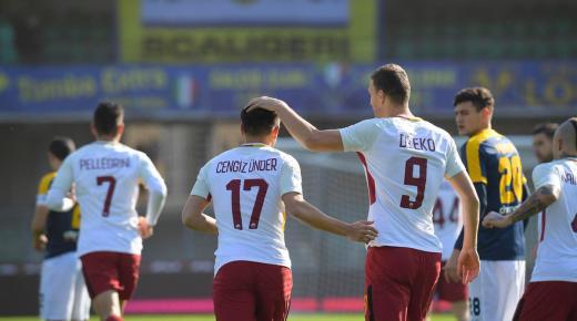 أهداف و ملخص مباراة روما وهيلاس فيرونا اليوم الأحد 1-12-2019 | الدوري الإيطالي