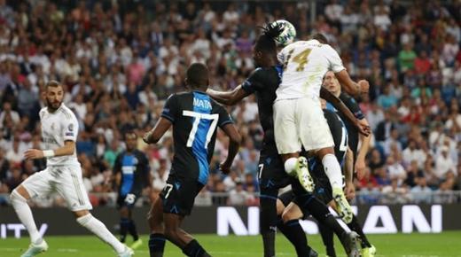 أهداف و ملخص مباراة ريال مدريد وكلوب بروج اليوم الأربعاء 11-12-2019 | دوري أبطال أوروبا