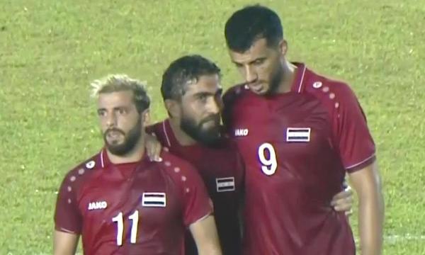 ملخص مباراة سوريا والفلبين اليوم الثلاثاء 19-11-2019 | تصفيات آسيا المؤهلة إلى كأس العالم 2022