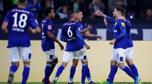 أهداف و ملخص مباراة شالكه وآينتراخت فرانكفورت اليوم الأحد 15-12-2019 | الدوري الألماني