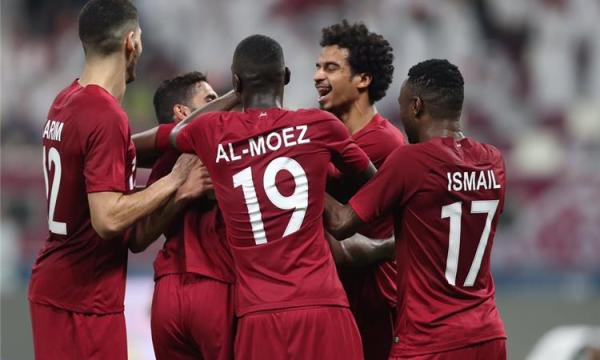 أهداف و ملخص مباراة قطر والإمارات اليوم الاثنين 2-12-2019   كأس الخليج العربي 24