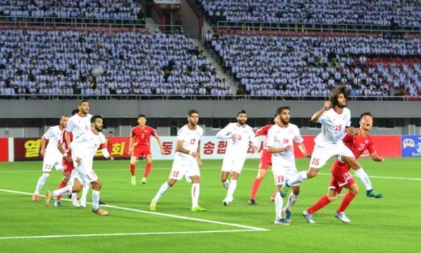 ملخص مباراة لبنان وكوريا الشمالية اليوم الثلاثاء 19-11-2019 | تصفيات آسيا المؤهلة إلى كأس العالم 2022