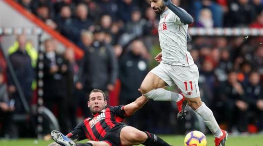 أهداف و ملخص مباراة ليفربول وبورنموث اليوم السبت 7-12-2019 | الدوري الإنجليزي