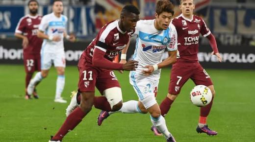 أهداف و ملخص مباراة مارسيليا وميتز اليوم السبت 14-12-2019 | الدوري الفرنسي