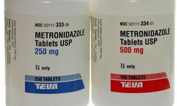 دواء ميترونيدازول Metronidazole مضاد حيوى سريع المفعول للقضاء على البكتيريا الضارة