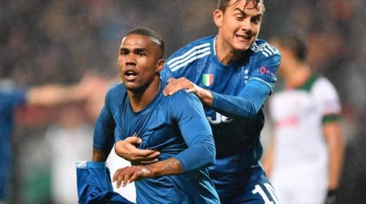 نتيجة مباراة يوفنتوس ولوكوموتيف موسكو 6-11-2019 بدوري أبطال أوروبا