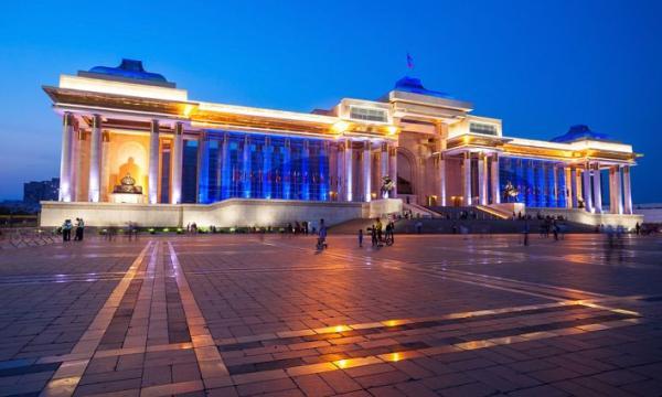 نظام الحكم في منغوليا