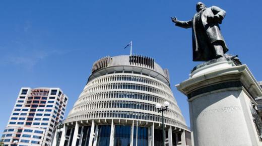 نظام الحكم في نيوزلندا