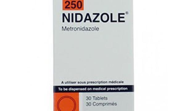 دواء نيدازول Nidazole مضاد حيوى واسع المجال للتخلص من بكتيريا المعدة
