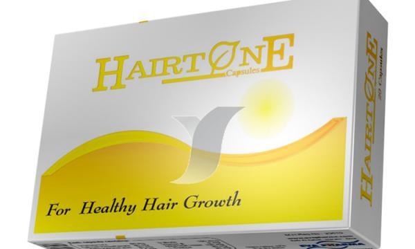 كبسولات هيروتون Hairtone لعلاج تساقط الشعر