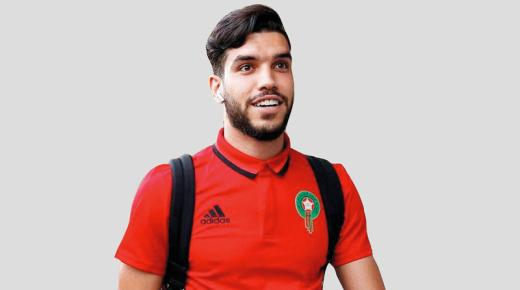 من هو وليد أزارو لاعب الأهلي المصري ومنتخب المغرب لكرة القدم؟