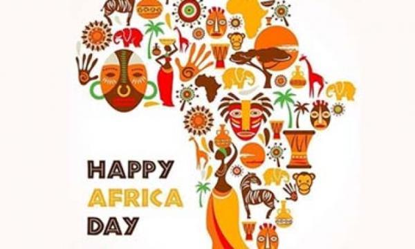 الاحتفال بمناسبة يوم إفريقيا