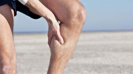 تعرف على أسباب تشنج العضلات
