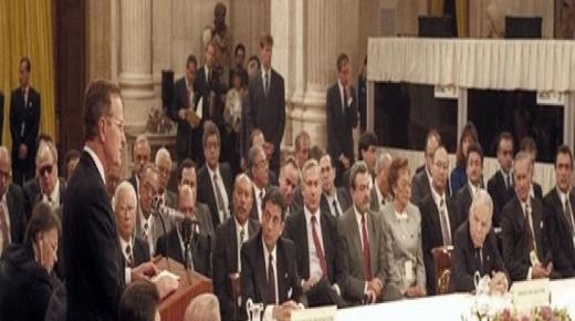 مؤتمر مدريد للسلام ومحاولة فاشلة لإحلال السلام