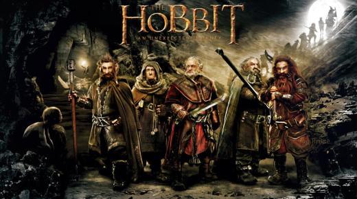 فيلم The Hobbit: An Unexpected Journey (2012) مترجم