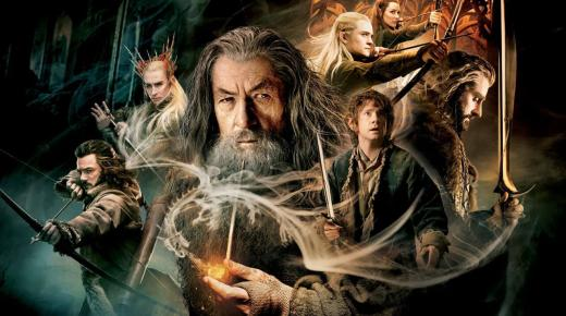 فيلم The Hobbit: The Desolation of Smaug (2013) مترجم