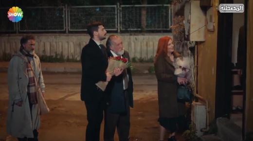 مسلسل الحب يجعلنا نبكي الحلقة 13 الثالثة عشر مترجمة
