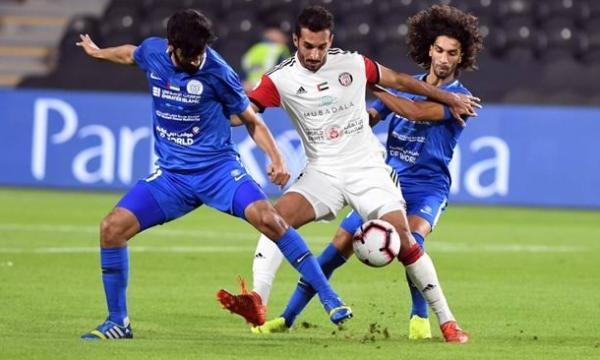 موعد مباراة الجزيرة والنصر الأربعاء 1-1-2020 والقنوات الناقلة   الدوري الإماراتي