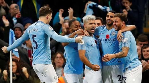 أهداف و ملخص مباراة مانشستر سيتي وشيفيلد يونايتد اليوم الأحد 29-12-2019 | الدوري الإنجليزي