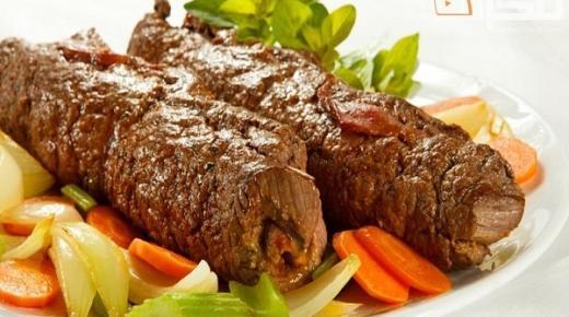 أطباق صحية متنوعة باللحم