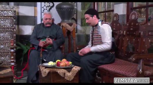 مسلسل باب الحارة 6 الحلقة 4 الرابعة