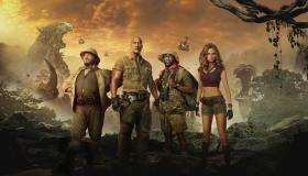 فيلم Jumanji: Welcome to the Jungle (2017) مترجم