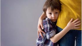 اضطراب قلق الانفصال