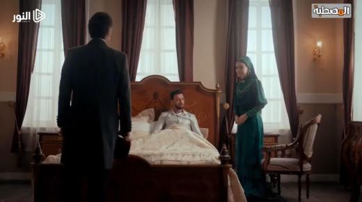 مسلسل السلطان عبد الحميد الثاني الحلقة 100 مترجمة – الجزء 4 الحلقة 12