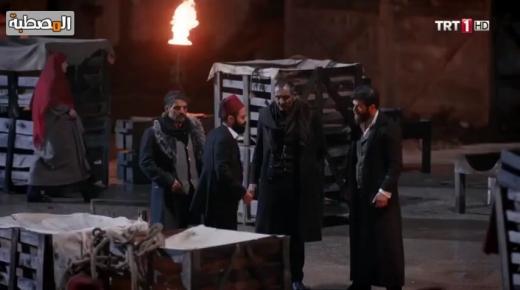 مسلسل السلطان عبد الحميد الثاني الحلقة 60 الستون مترجمة – الجزء 3 الحلقة 6