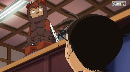 Detective Conan المحقق كونان الحلقة 955 مترجمة