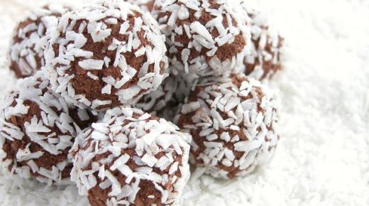 طريقة تحضير حلوى الترك بالشوكولاتة