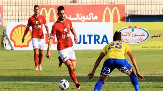 موعد مباراة الأهلي وطنطا الأربعاء 15-1-2020 والقنوات الناقلة | الدوري المصري