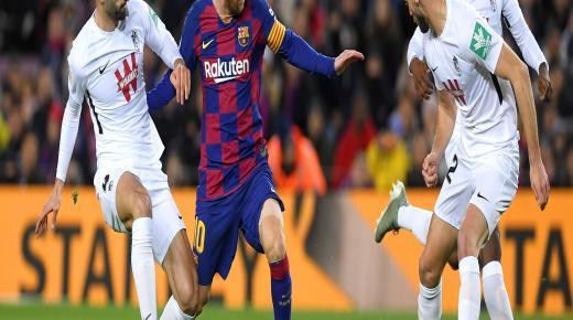 موعد مباراة برشلونة وابيزا الأربعاء 22-1-2020 والقنوات الناقلة | كأس ملك إسبانيا