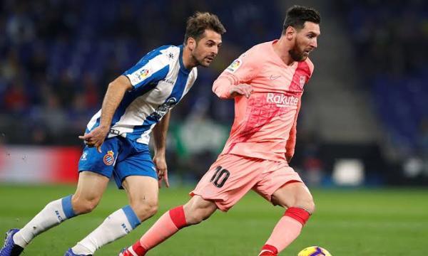 موعد مباراة برشلونة واسبانيول السبت 4-1-2020 والقنوات الناقلة | الدوري الإسباني